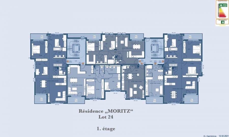 acheter appartement 2 chambres 93.22 m² bertrange photo 7