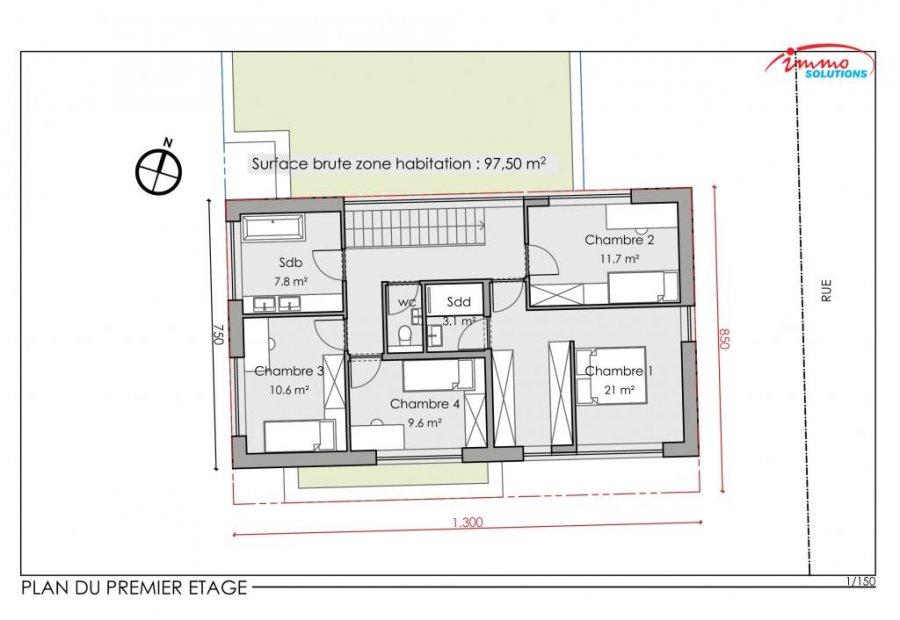 acheter maison mitoyenne 4 chambres 239.62 m² steinfort photo 6