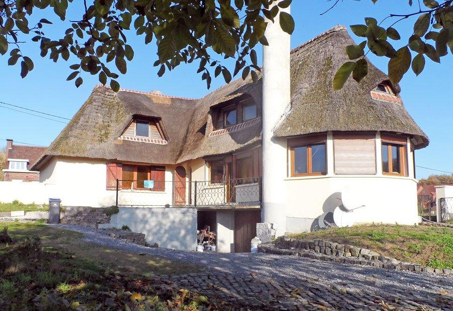 acheter maison 8 pièces 255 m² bruille-saint-amand photo 1