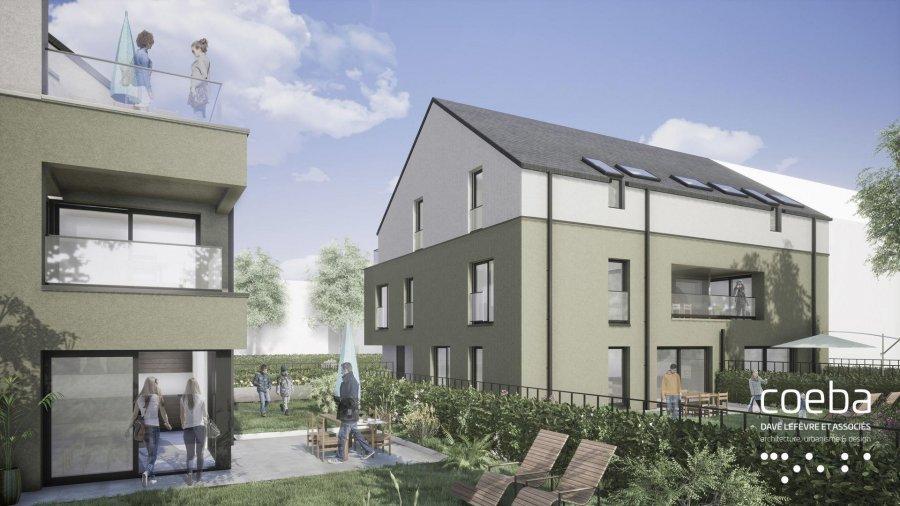 penthouse-wohnung kaufen 1 schlafzimmer 66.3 m² peppange foto 2