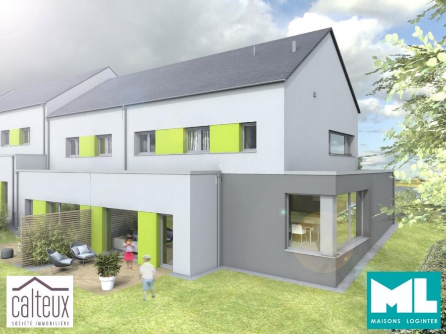 acheter maison mitoyenne 3 chambres 145 m² warken photo 2