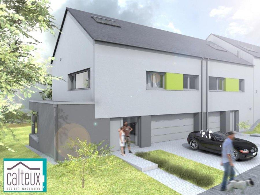 acheter maison mitoyenne 3 chambres 145 m² warken photo 1