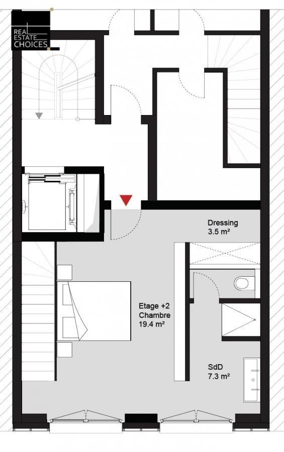 duplex for rent 1 bedroom 60 m² luxembourg photo 7
