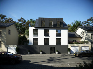 Apartment for sale 3 bedrooms in Luxembourg-Neudorf - Ref. 7095399
