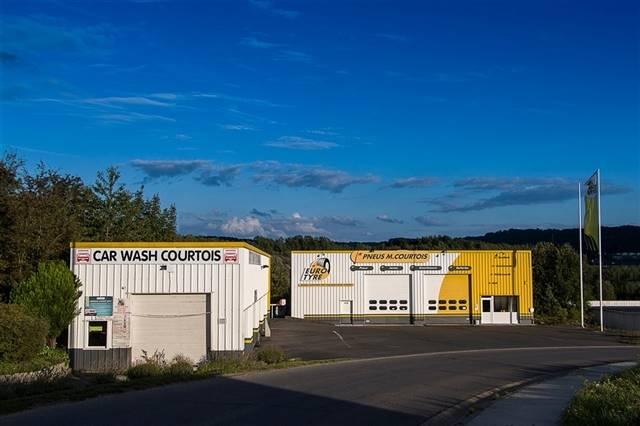 louer entrepôt 0 pièce 0 m² athus photo 1