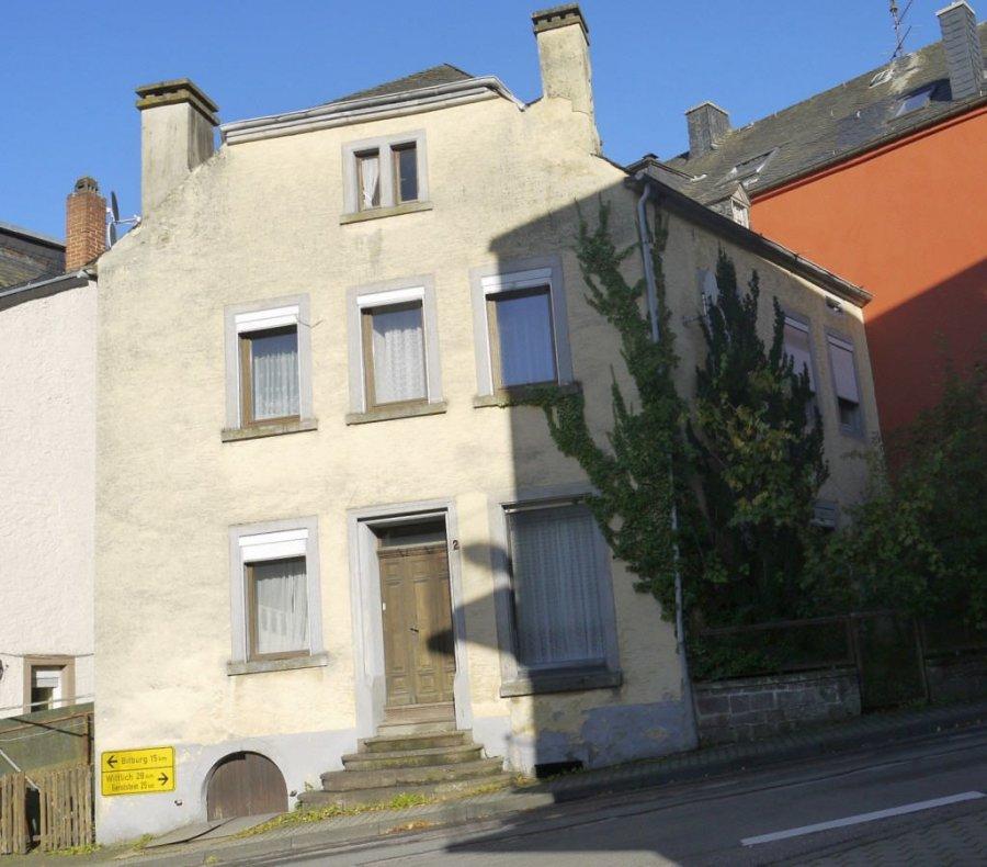 acheter maison jumelée 6 pièces 94 m² kyllburg photo 1
