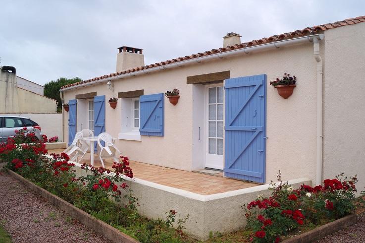 acheter maison 4 pièces 70 m² longeville-sur-mer photo 1