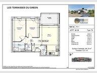 Appartement à vendre F3 à Terville - Réf. 7071591