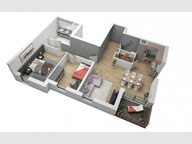 Appartement à vendre 2 Chambres à fleury - Réf. 3073895