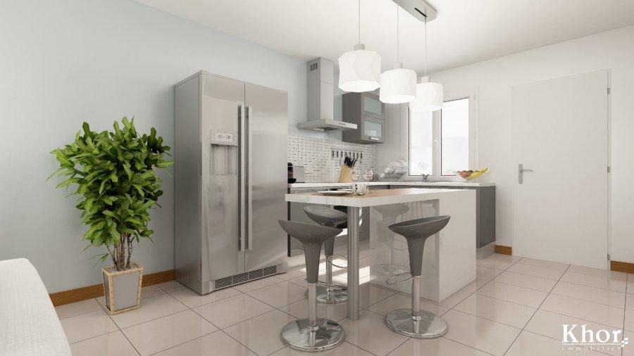 acheter maison jumelée 4 pièces 85.11 m² corny-sur-moselle photo 3
