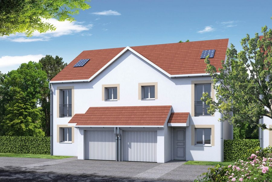 semi-detached house for buy 5 rooms 85.11 m² corny-sur-moselle photo 1