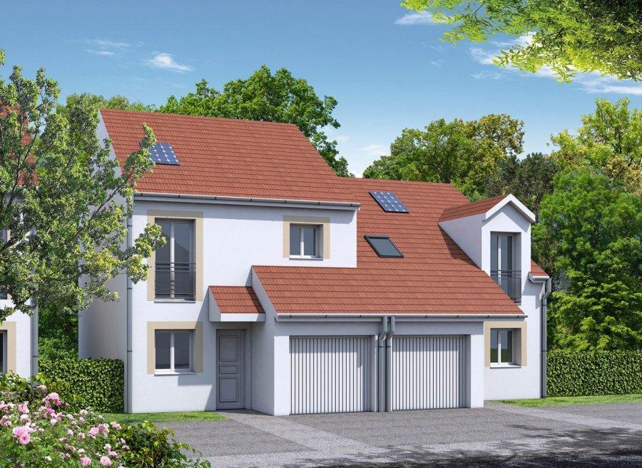 reihenhaus kaufen 5 zimmer 80.1 m² corny-sur-moselle foto 1