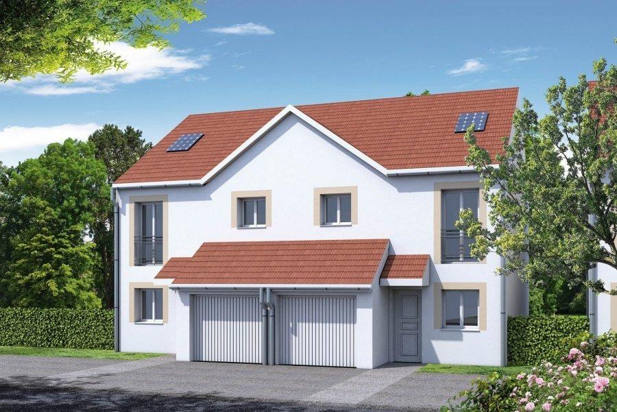 reihenhaus kaufen 5 zimmer 80.1 m² corny-sur-moselle foto 2