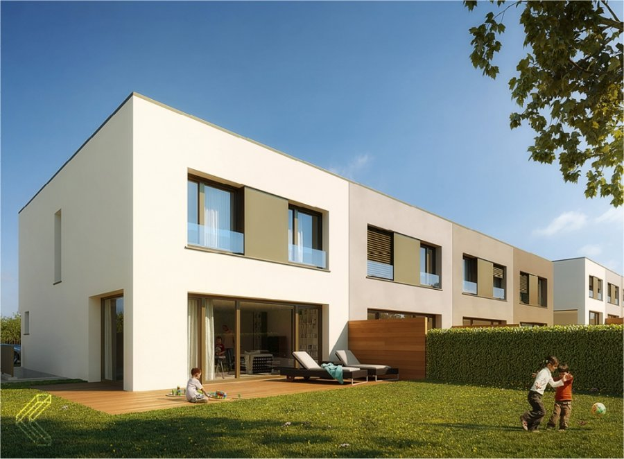 acheter maison mitoyenne 3 chambres 115.18 m² mertert photo 1