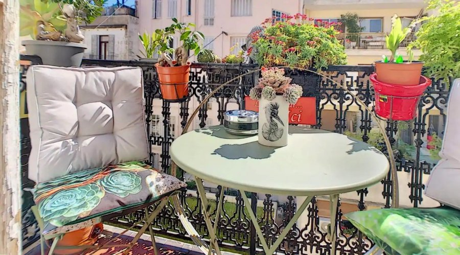 Appartement à vendre 1 chambre à Cannes