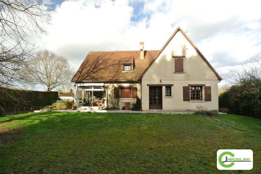 Maison à vendre F6 à Vibraye