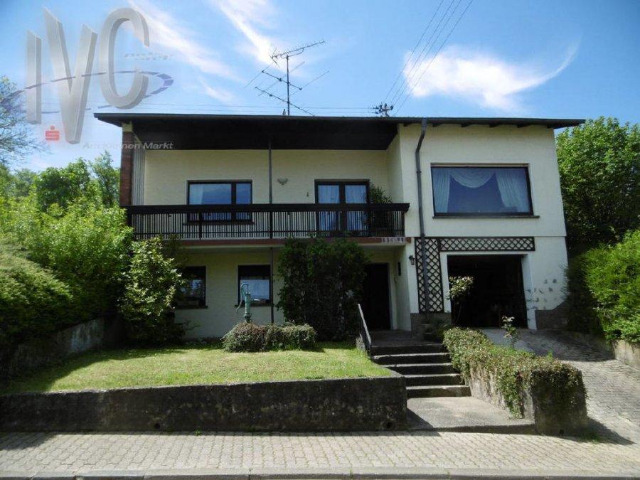 haus kaufen 4 zimmer 110 m² rehlingen-siersburg foto 1