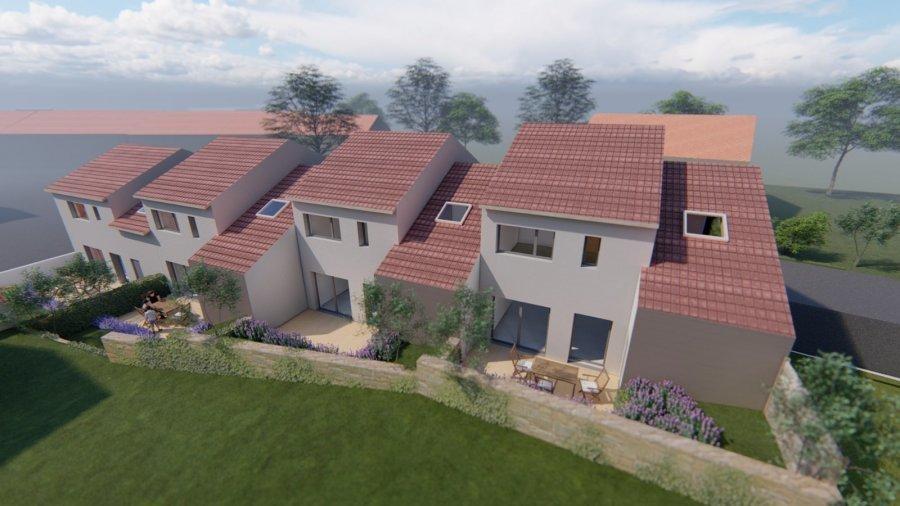 acheter maison 5 pièces 93 m² beyren-lès-sierck photo 2