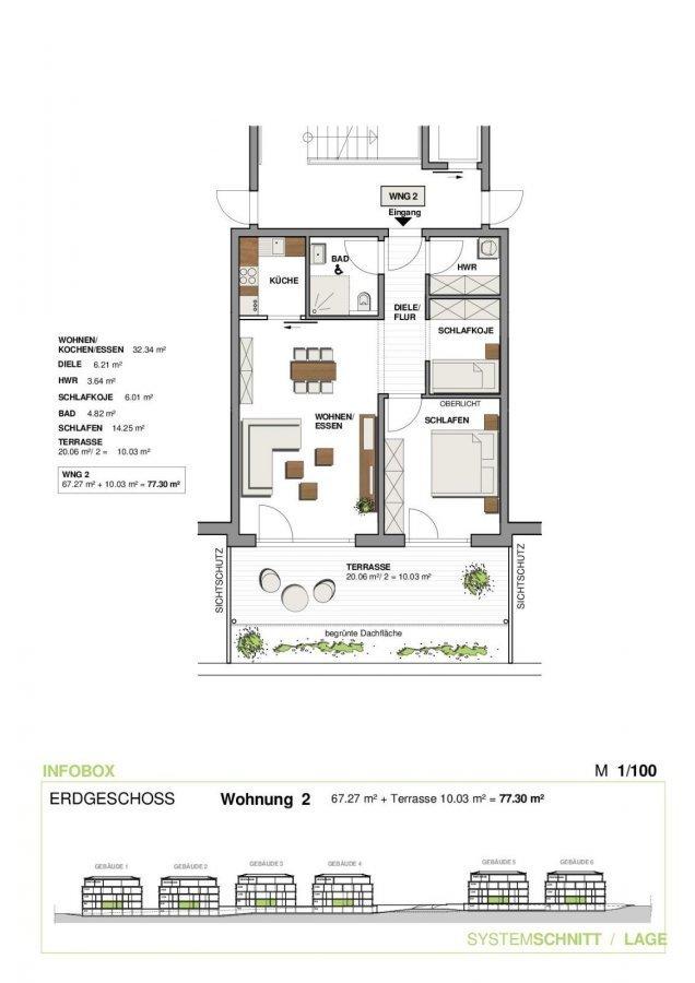 wohnung mieten 4 zimmer 77 m² perl foto 7