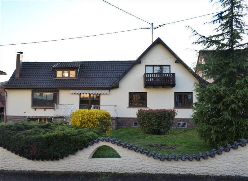 Maison individuelle en vente uhlwiller 157 m 264 for Maison individuelle a acheter