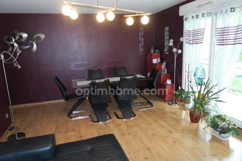 acheter appartement 3 pièces 72 m² longwy photo 2