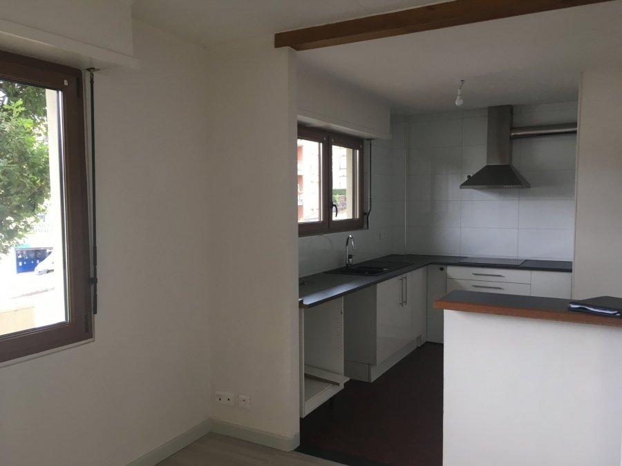 Appartement à louer F4 à Sarrebourg