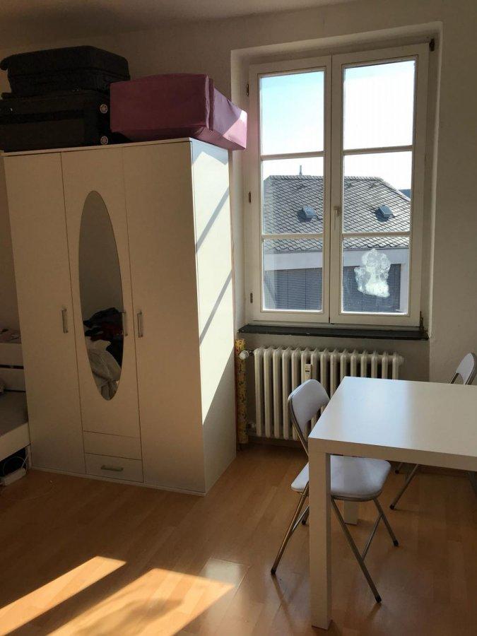 wohnung mieten 1 zimmer 18.9 m² trier foto 1