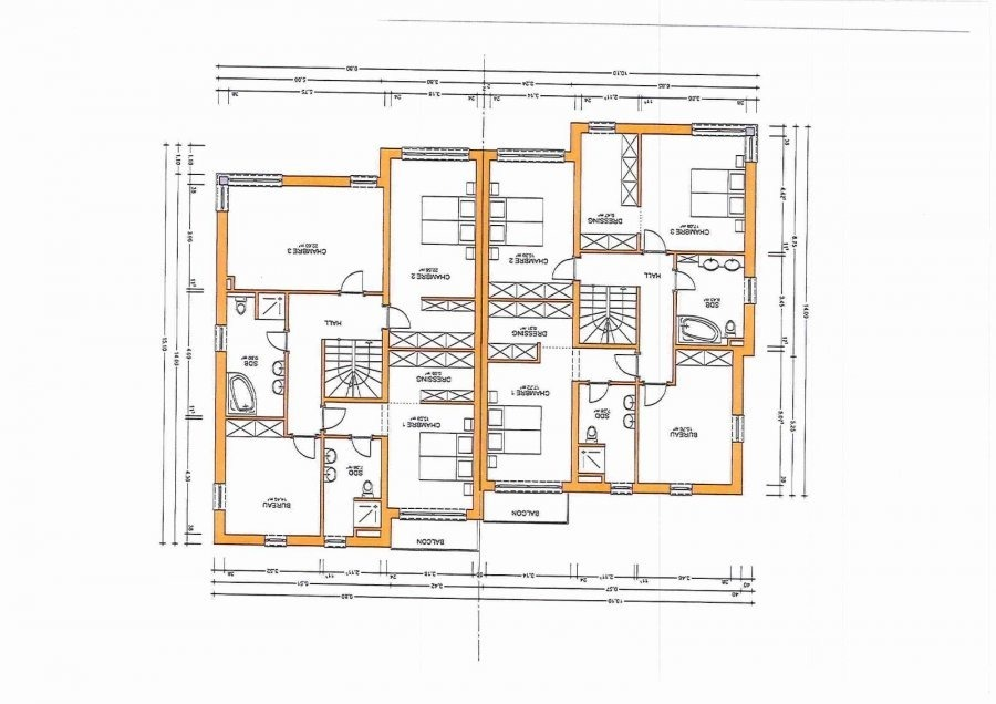 acheter maison jumelée 3 chambres 305 m² neuhaeusgen photo 4