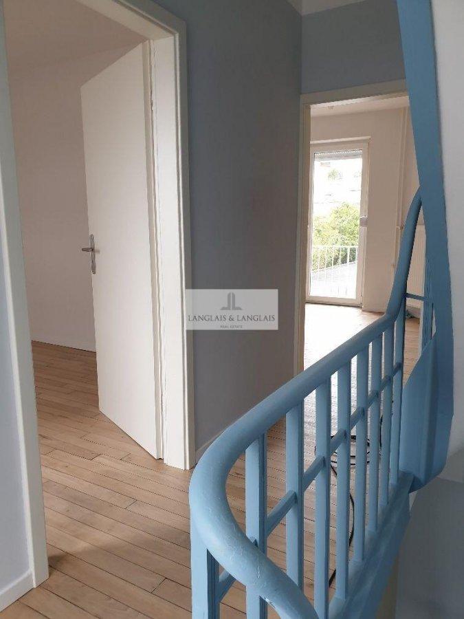 Maison à vendre 4 chambres à Luxembourg-Bonnevoie