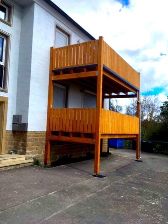 louer appartement 3 pièces 75 m² echternacherbrück photo 3
