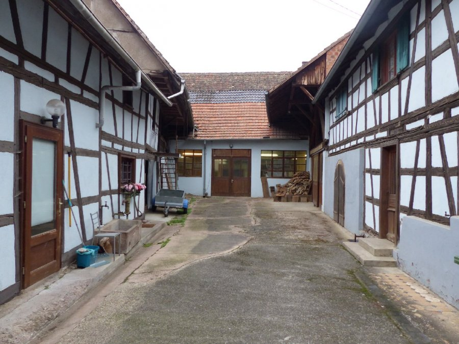Maison à vendre F5 à Blaesheim
