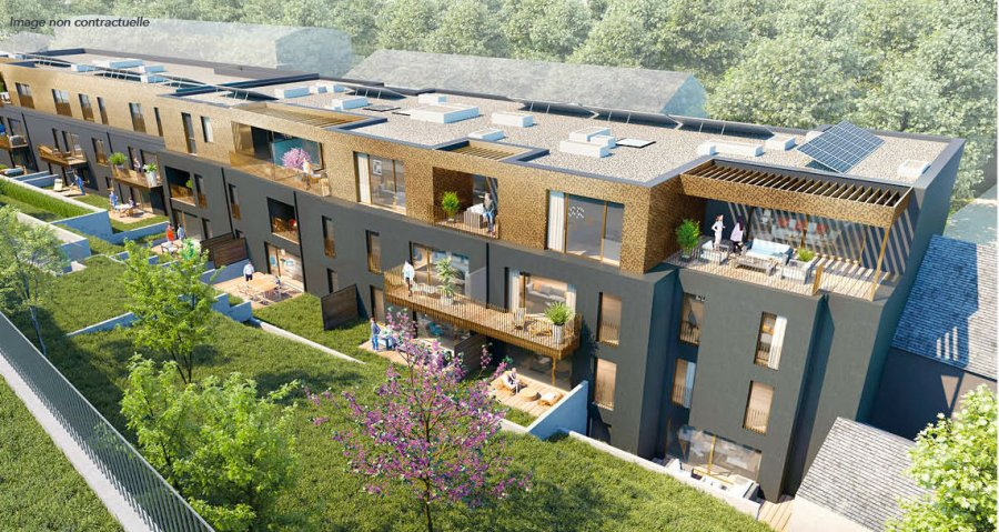 acheter résidence 0 chambre 30.7 à 119.57 m² luxembourg photo 2