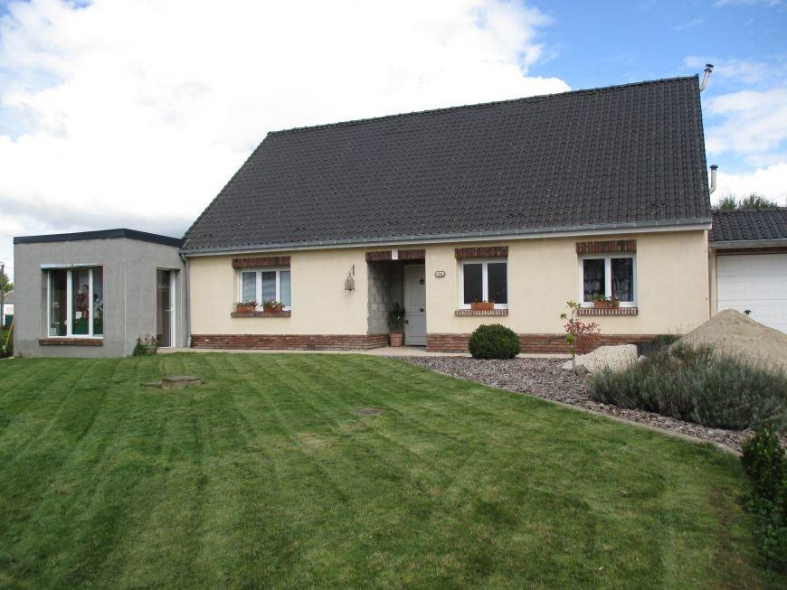 Maison individuelle en vente saulty 210 m 238 000 for Maison individuelle a acheter