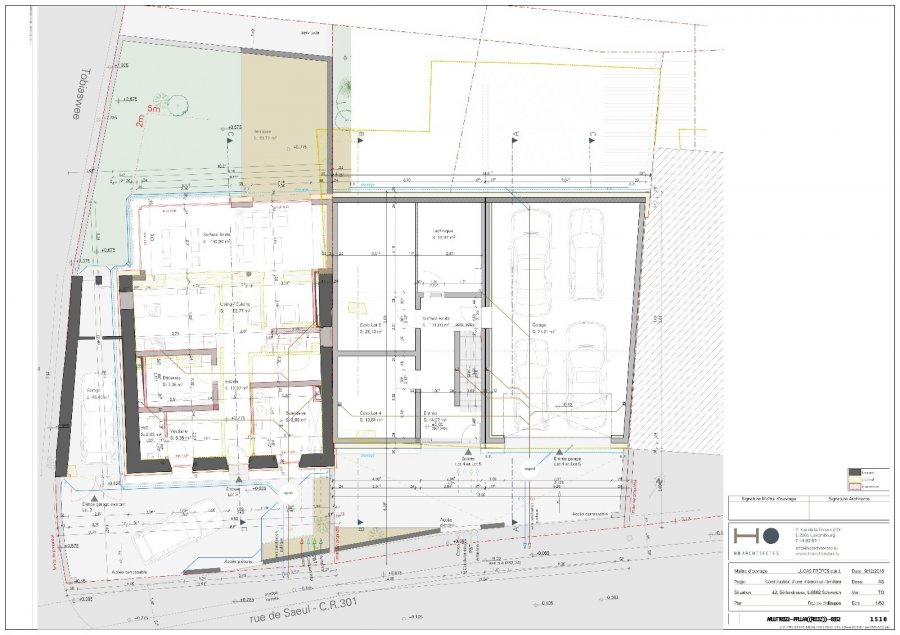 acheter maison jumelée 4 chambres 200.15 m² schweich photo 3