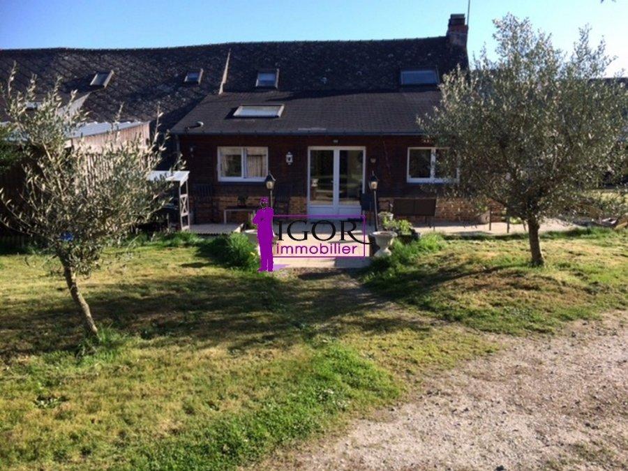 Maison à vendre F7 à Jans