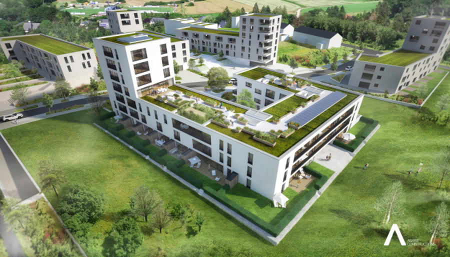 Duplex à vendre 3 chambres à Belvaux