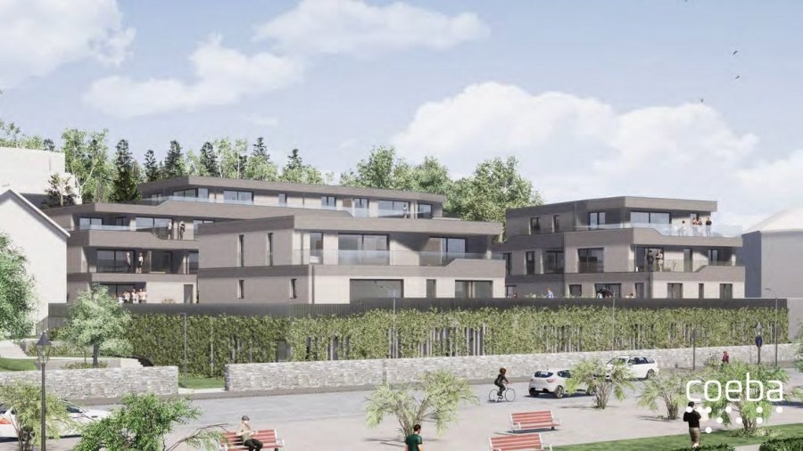 apartment block for buy 0 bedroom 54.57 to 121.83 m² remich photo 3