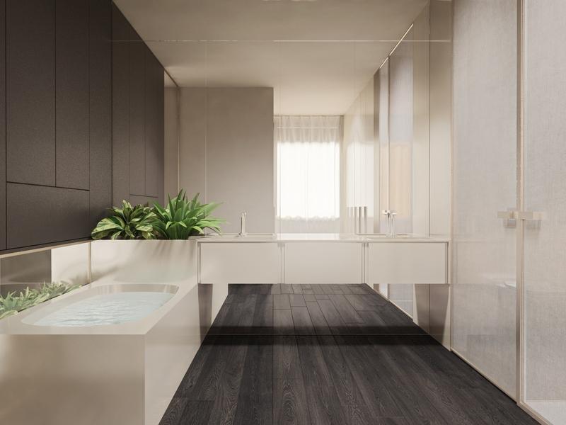 penthouse-wohnung kaufen 3 schlafzimmer 245.49 m² alzingen foto 6