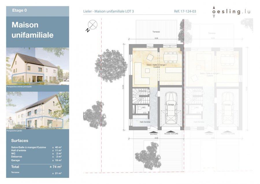 house for buy 3 bedrooms 201 m² lieler photo 3