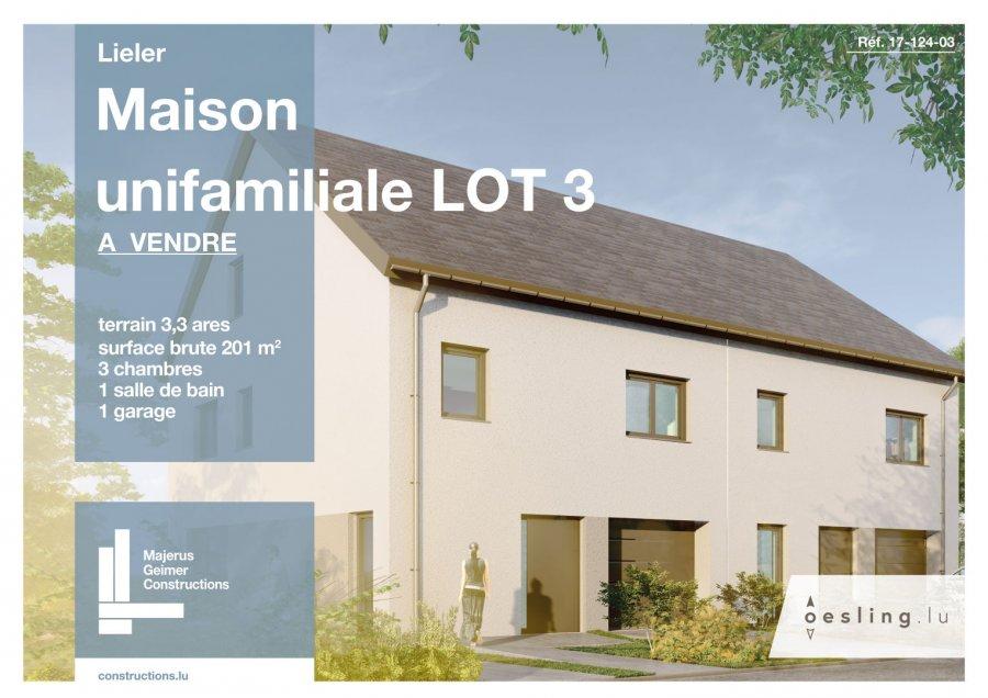 house for buy 3 bedrooms 201 m² lieler photo 1