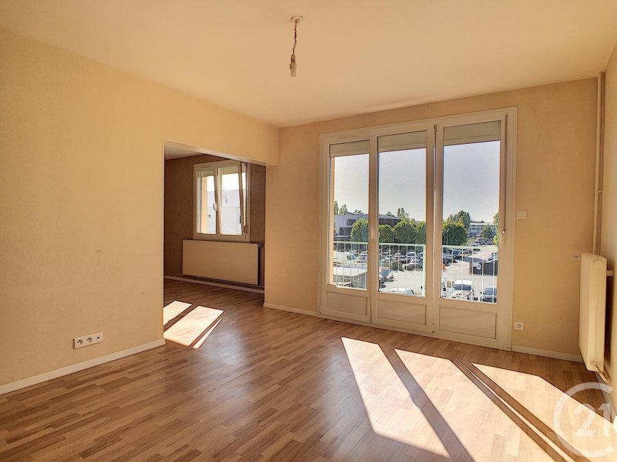 acheter appartement 4 pièces 65.57 m² saint-max photo 1