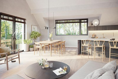 Duplex à vendre 2 chambres à Luxembourg-Weimerskirch
