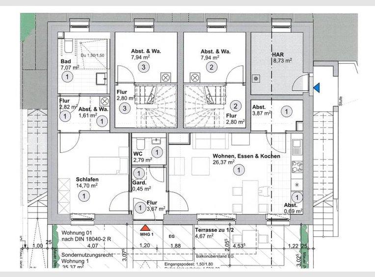 Immeuble de rapport à vendre 10 Pièces à Trier (DE) - Réf. 6722439