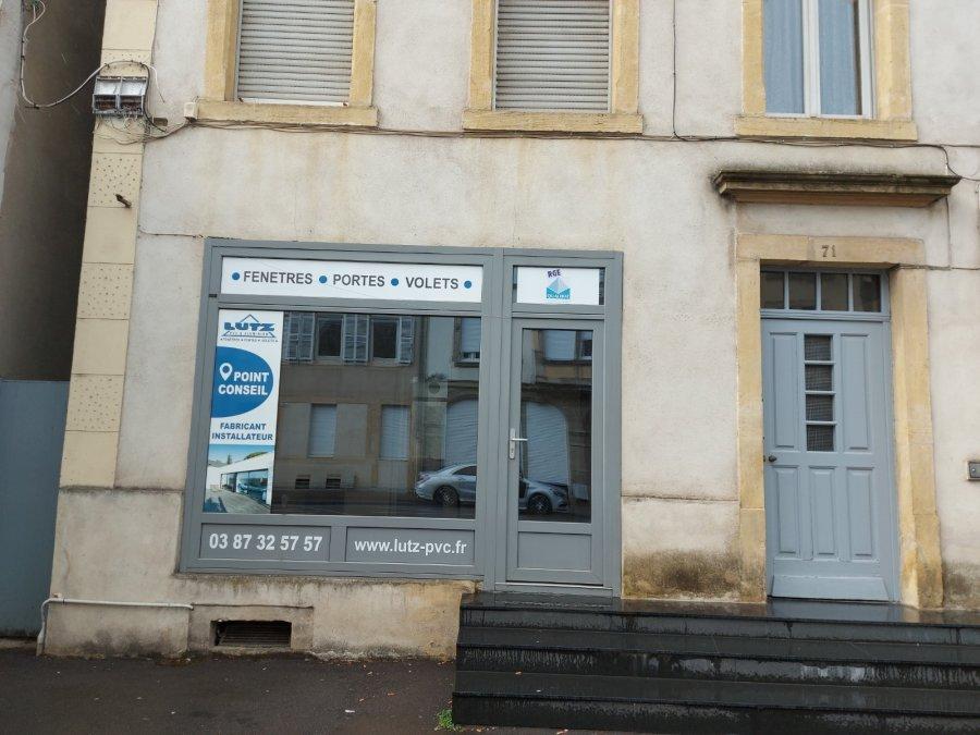 louer local commercial 0 pièce 39 m² metz photo 1