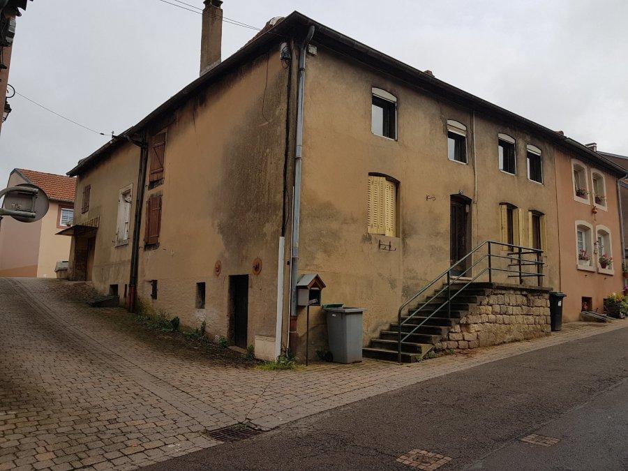 acheter maison jumelée 5 pièces 112 m² hombourg-haut photo 1
