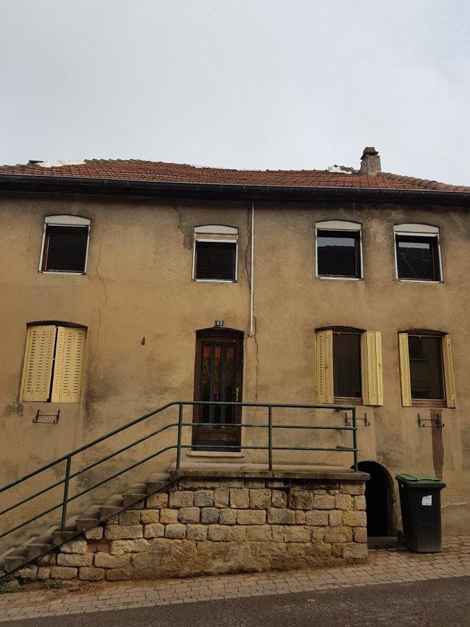 acheter maison jumelée 5 pièces 112 m² hombourg-haut photo 2