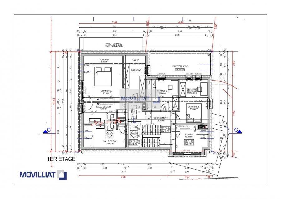 acheter maison 6 chambres 300 m² steinfort photo 7
