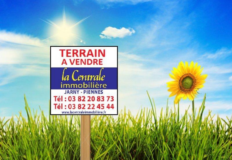 Terrain constructible à vendre à Boismont