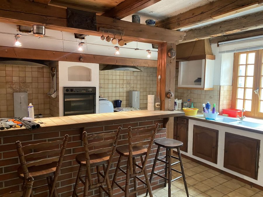 Maison à vendre 3 chambres à Bettelainville