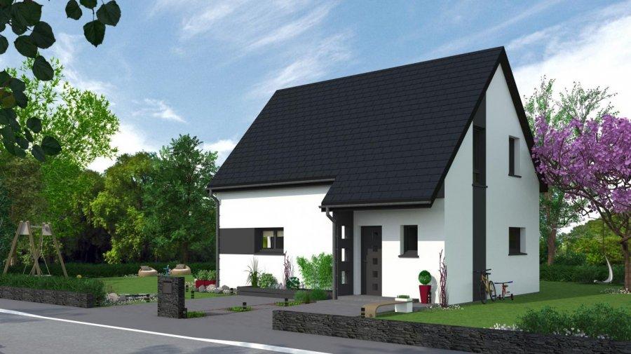 Maison individuelle en vente berstett 90 m 259 157 - Home salon vendenheim ...